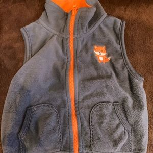 Two carters Vests